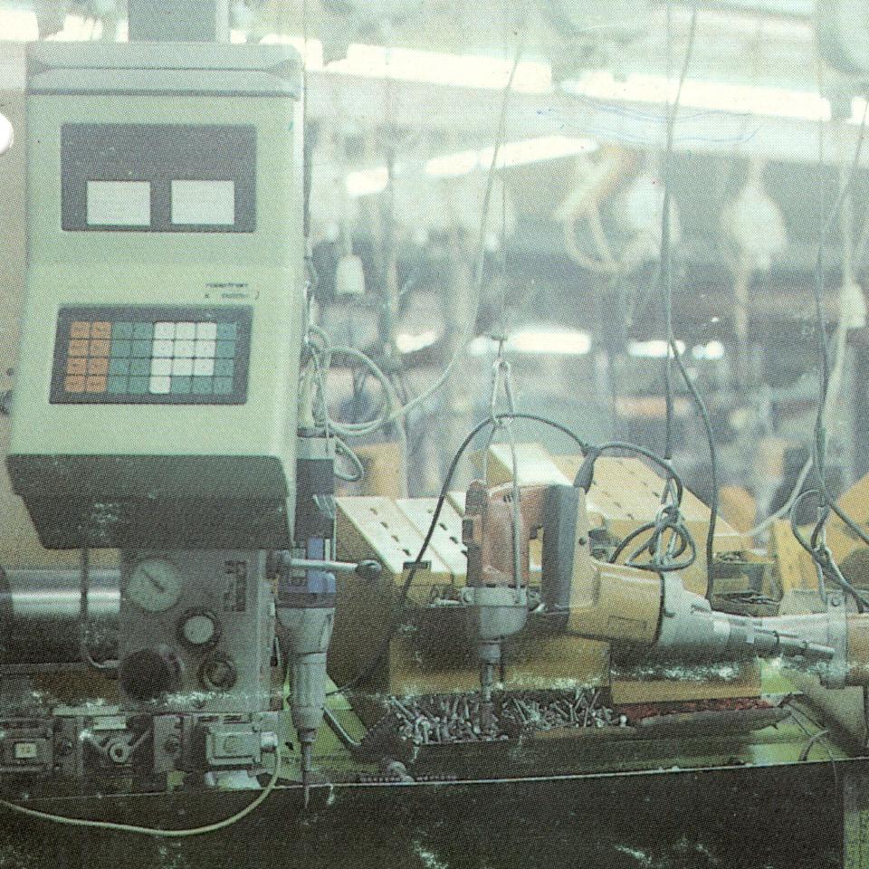 Robotron Betriebsdatensystem A5230 Betriebsdatenterminal K8902
